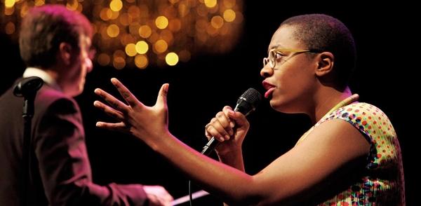 Cécile Mclorin Salvant, winnares Jazz Vocaal