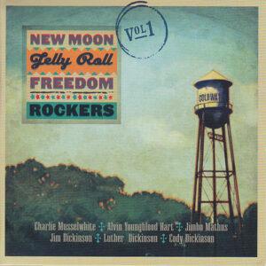 New Moon Jelly Roll Freedom Rockers