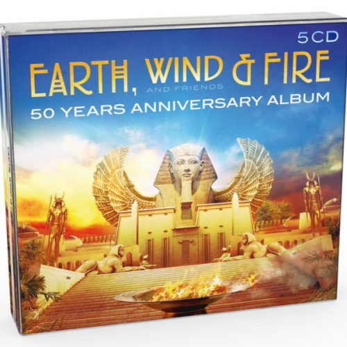 Final_Earth, Wind & Fire And Friends - 50 Years Anniversary Album (3D)