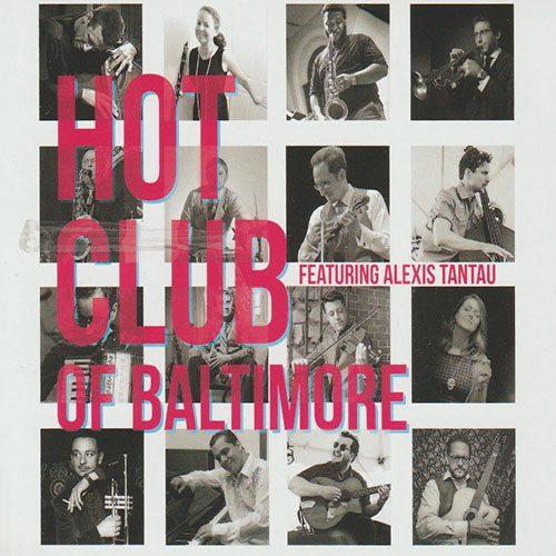 Hot Club of Baltimore feat. Alexis Tantau