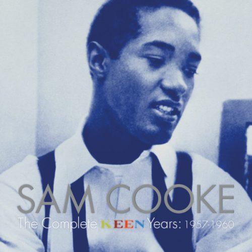 Sam Cooke - Keen Years Cover Art