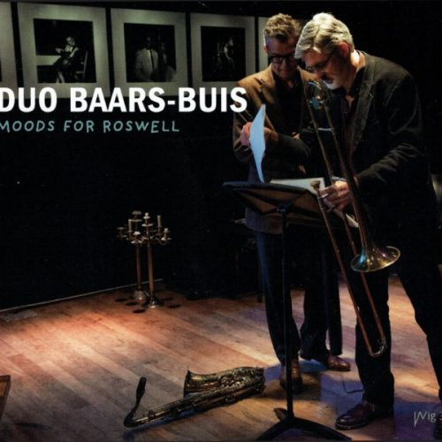 cd-kv-Duo Baars-Buis - Moods for Roswell