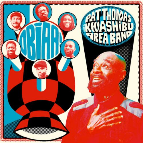 Pat Thomas And Kwasibu Area Band
